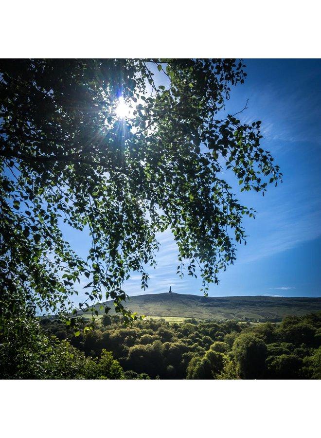 Stoodley-Sonnenaufgang
