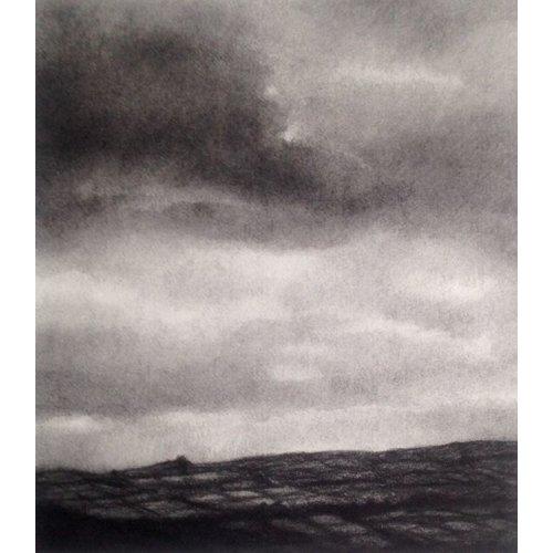 Linda Brill Gathering Storm Over Calderdale