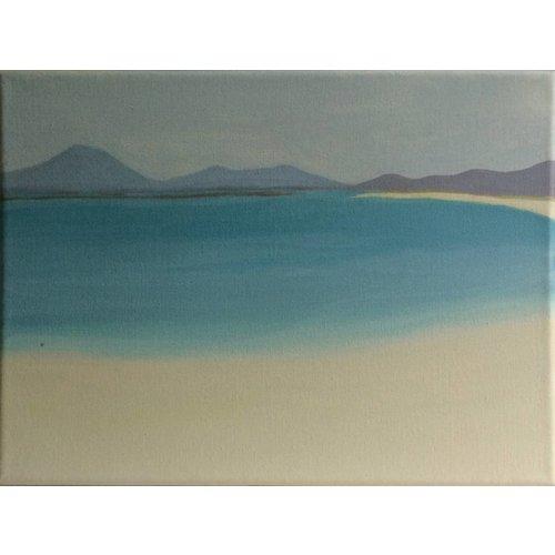 Susan Askey Each Beach, Berneray