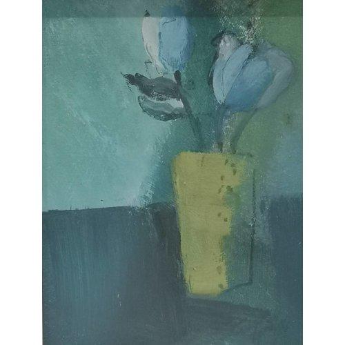 Anna Gibson Serie de flores No.6