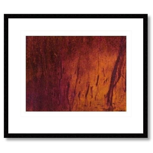 Stephen Horsted Blood Red, Nambia unframed