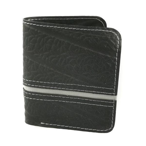 Wallet inner tube Black purple Dody slim  style