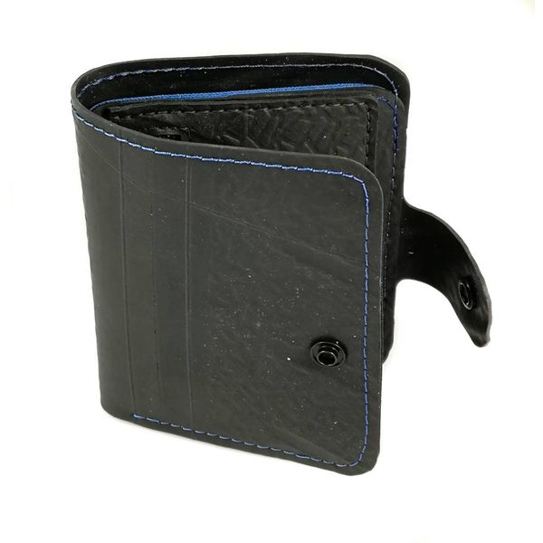 Wallet  Ben style inner tube with zip coin & card holder