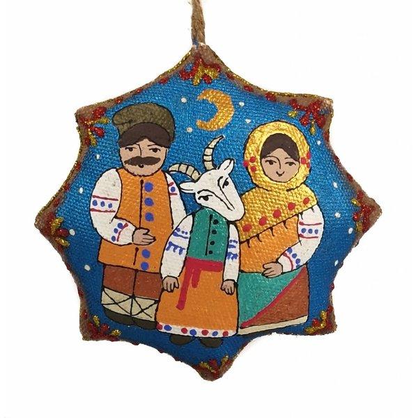 Malnka hand made decoration