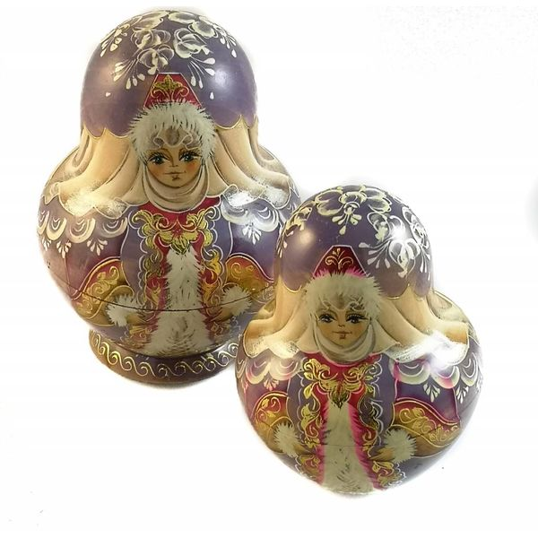 Princess Russian Doll 10 pieces lt. edition