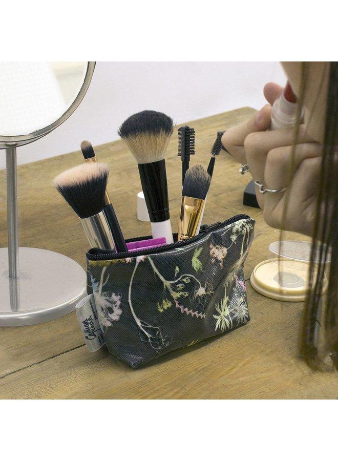 Edwardian blooms makeup bag 16