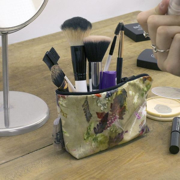 Floral Dance makeup bag 17
