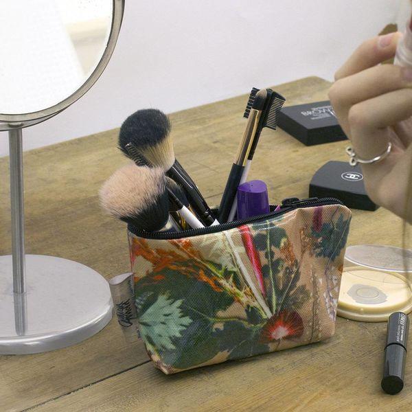Tropical Dusk makeup bag 19
