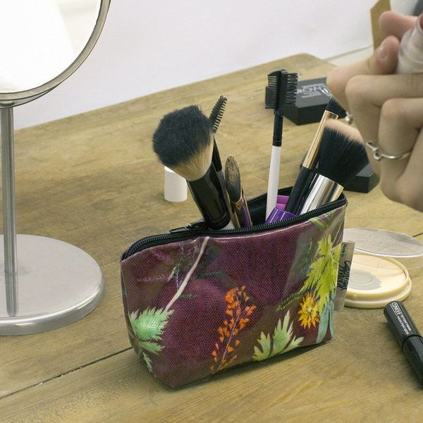 Tropical Wine makeup bag 20