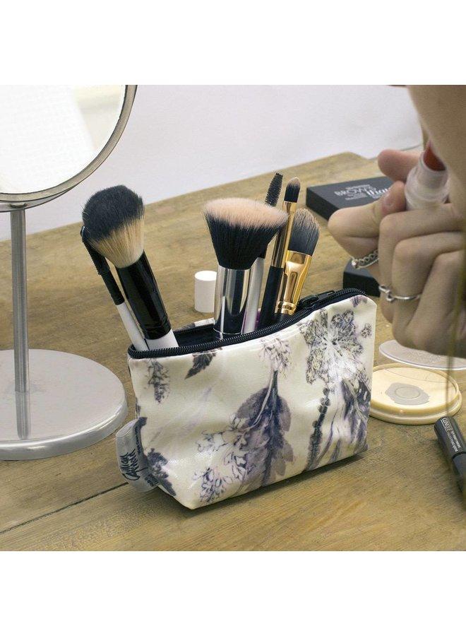 Winter Flourish makeup bag 21