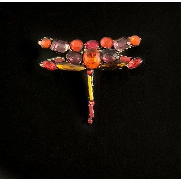 Orange Libelle der Weinlese-Libelle 103