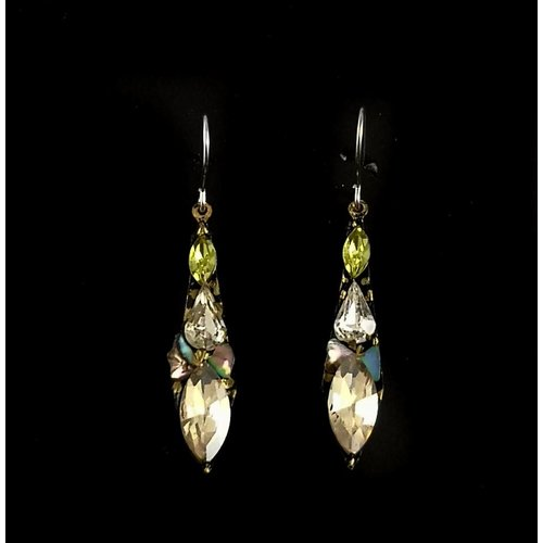 Annie Sherburne Vintage small drop earrings 112