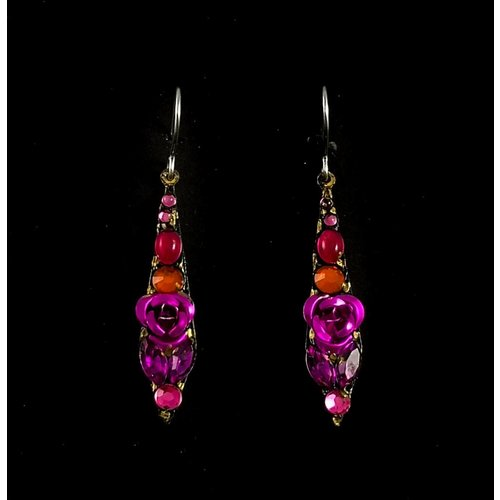 Annie Sherburne Vintage small drop earrings 118