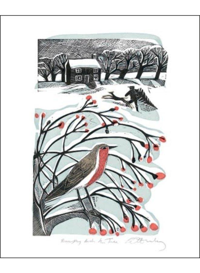 Bringing Back the Tree Card von Angela Harding