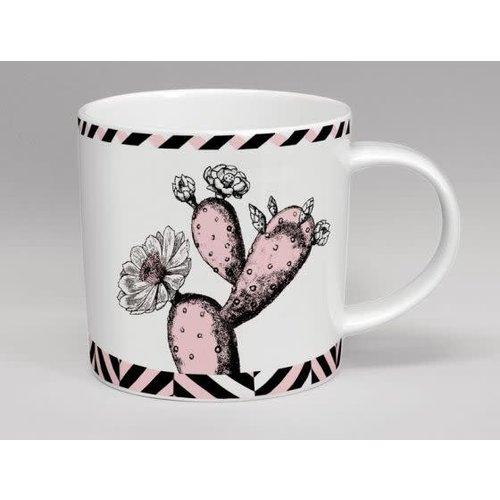 Repeat Repeat Cacutus pink flower