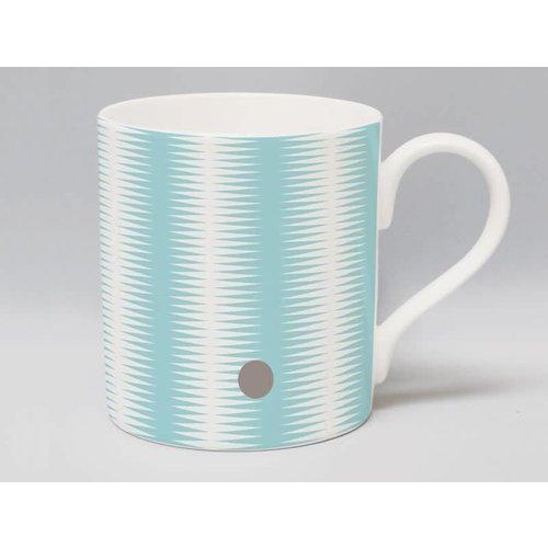 Repeat Repeat Metric Dot Steel mug 55