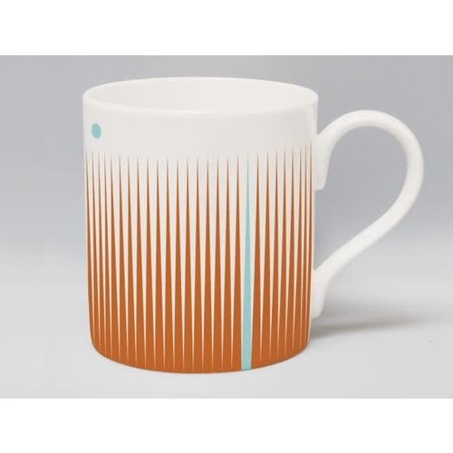 Repeat Repeat Metric Fade Bronze mug 52