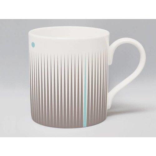 Repeat Repeat Metric Fade Steel mug 53