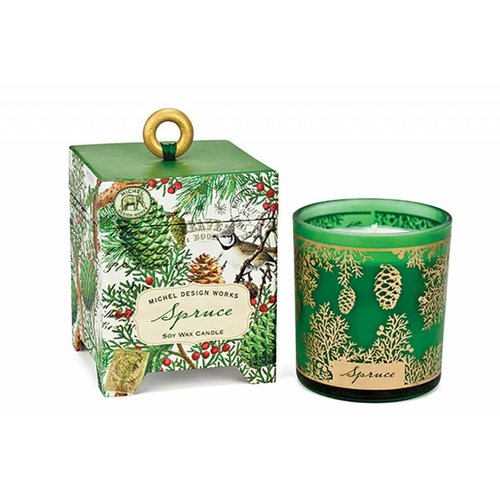 Michel Design Works Spruce 6.5 oz. Soy Wax Candle