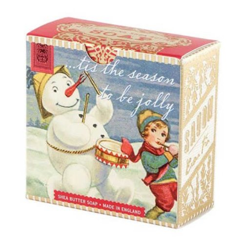Michel Design Works Snowman Little Shea Soap