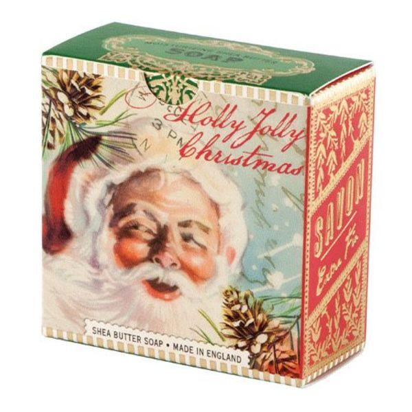 Santa Little Shea Soap