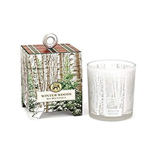 Michel Design Works Winter Woods 6.5 oz. Soy Wax Candle