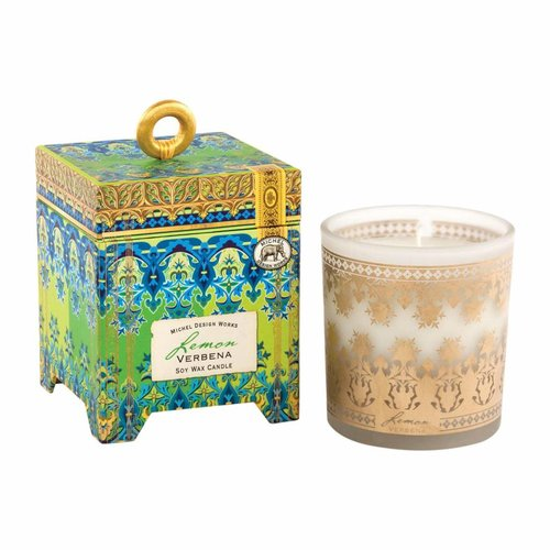 Michel Design Works Lemon Verbena 6.5 oz. Soy Wax Candle