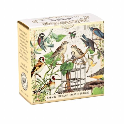 Michel Design Works Songbirds Little Shea Soap
