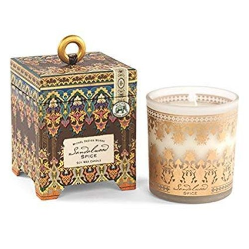 Michel Design Works Sandalwood Spice 6.5oz Soy Wax Candle