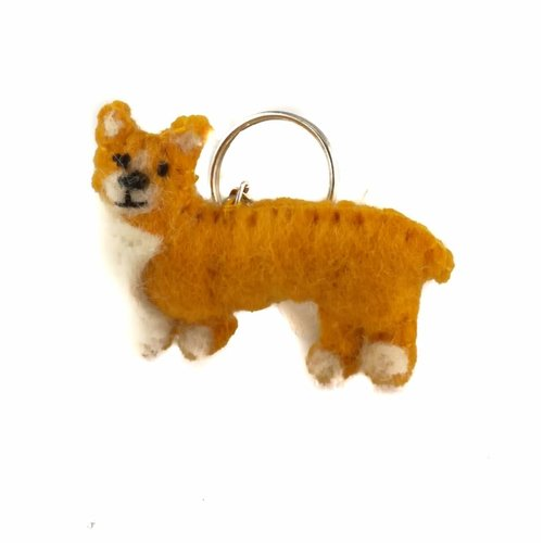 Amica Accessories Corgi Key