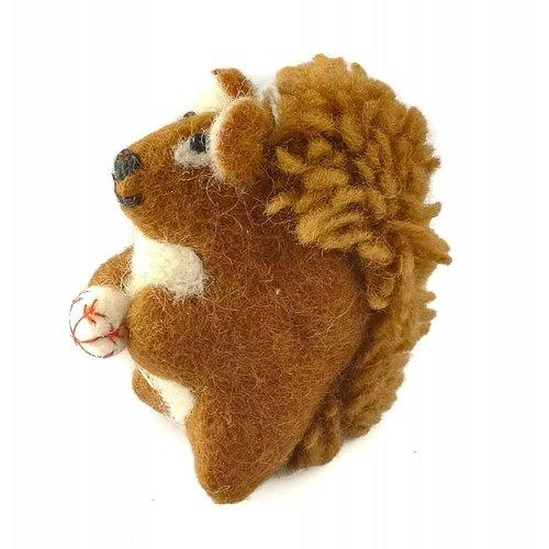 Amica Accessories Squirrel Felt Decoration 026