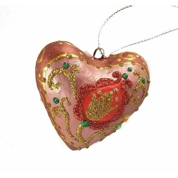 Hada rosa decoracion corazon 023