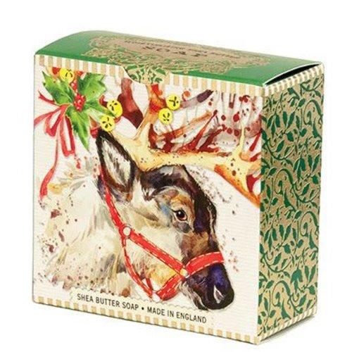 Michel Design Works Jingle Bellss kleine Shea-Seife