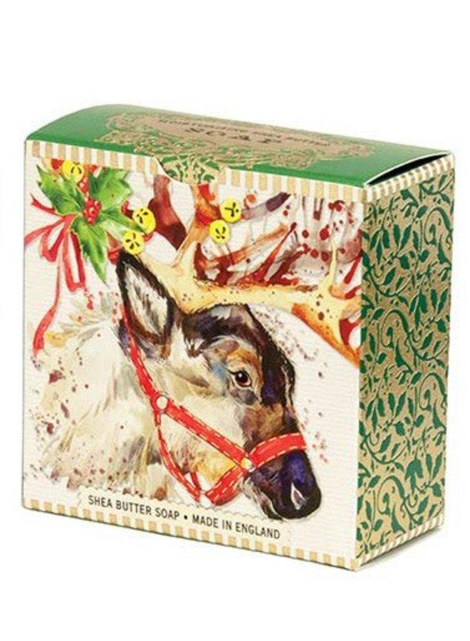 Jingle Bellss kleine Shea-Seife