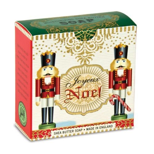 Michel Design Works Joyeux Noel Little Shea Soap