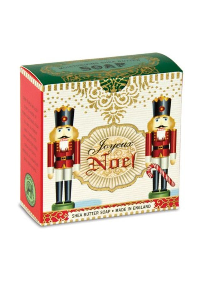 Joyeux Noel Little Shea Soap