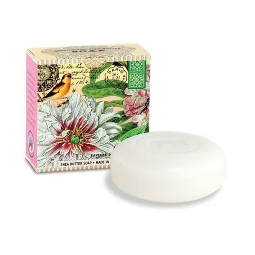 Michel Design Works White Peony Little Shea Soap