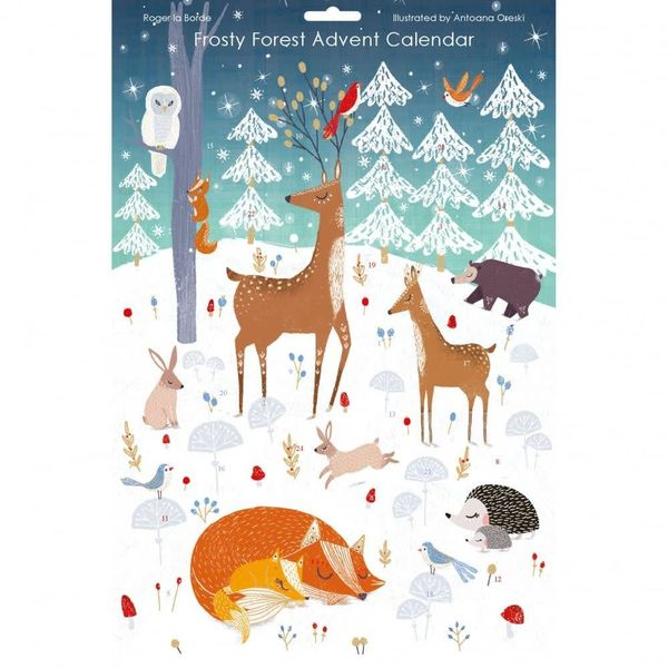 Frosty Forest Advent Calendar