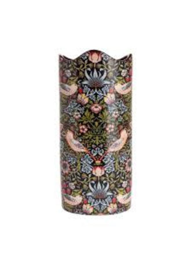 Strawberry Thief - William Morris große Keramikvase 030