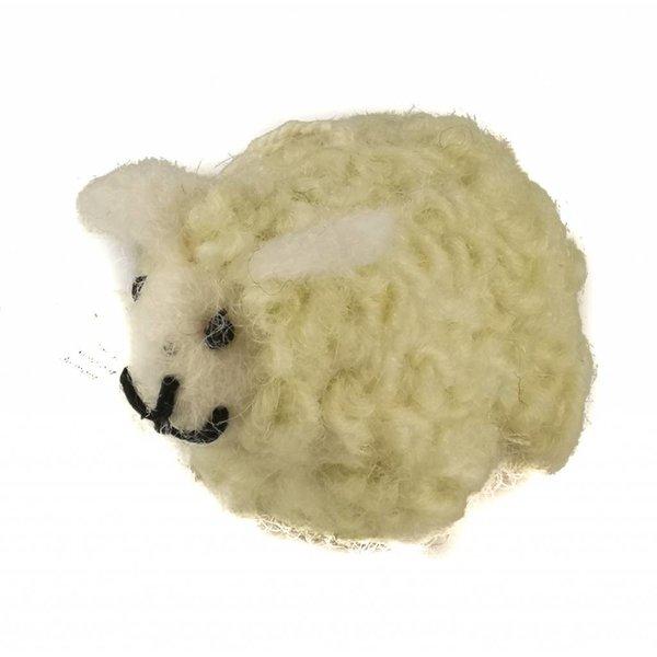 Sheep green decoration
