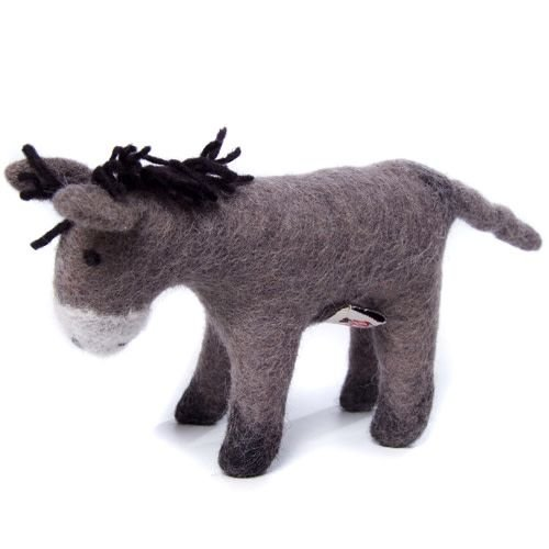 Amica Accessories Diddy the Donkey Felt Toy 50