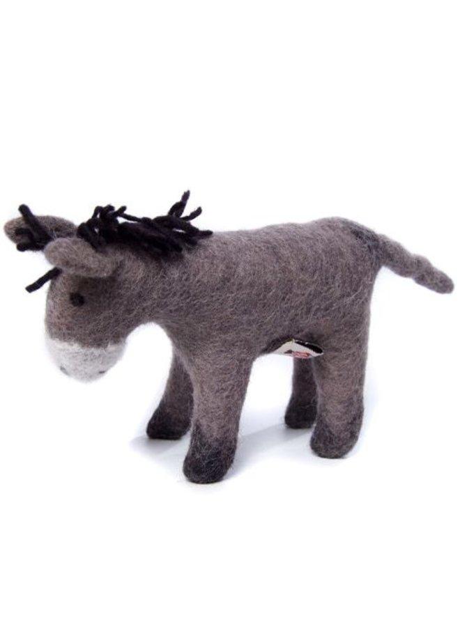 Diddy the Donkey Filzspielzeug 50