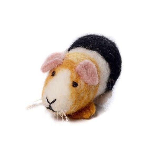 Guinea Pig Felt Toy 51
