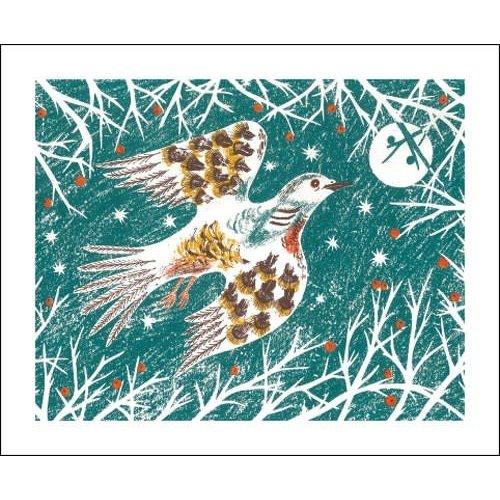 Art Angels Winter Birds by Emily Sutton