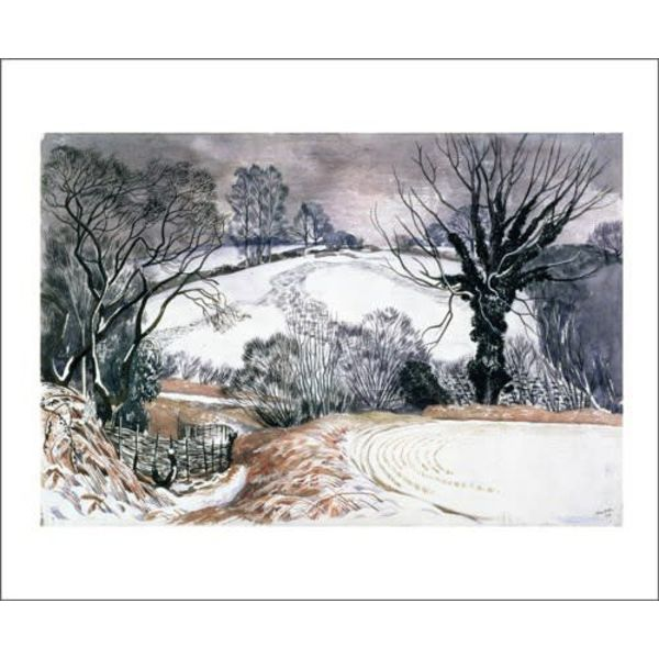 Winter Afternoon by John Nash
