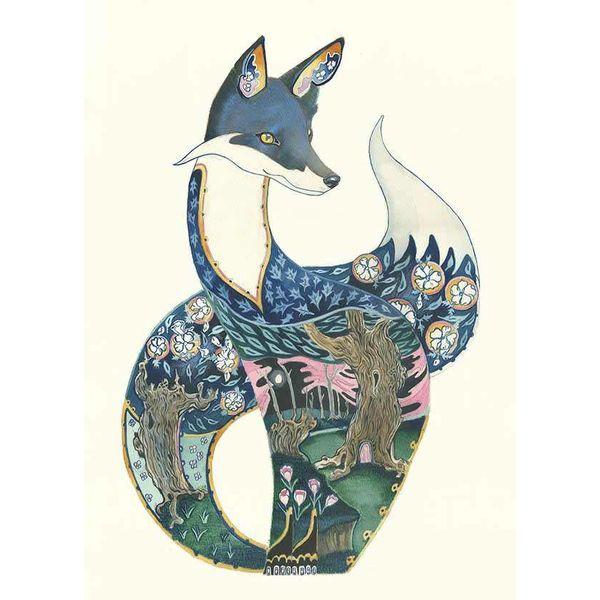 Fox- Nocturnal
