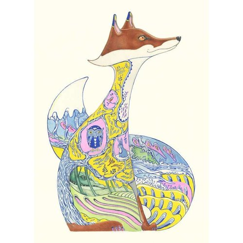 Daniel Mackie Yellow Fox