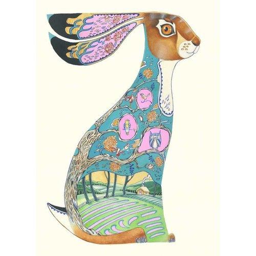 Daniel Mackie Blue Hare