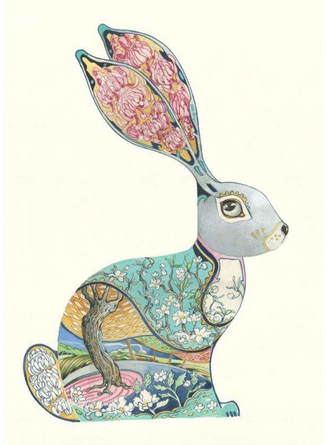 Bunny card