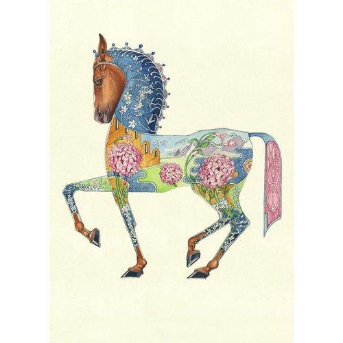 Daniel Mackie Horse card